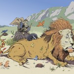 wizard of oz, lion, and Animals