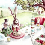 Fairy Tale and alice's adventures in wonderland