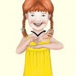 children, sign language, illustration, and sue rundle-hughes