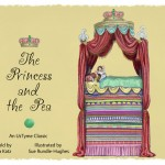 Fairy Tale, sue rundle-hughes, princess and the pea, and illustration