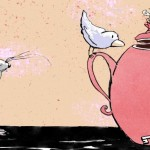 The Mystery of the Teapot