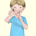 sign language, education, sue rundle-hughes, and illustration