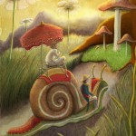 snail and Fantasy