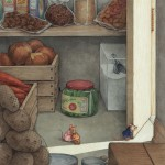 mice, Adventure, pantry, and Food