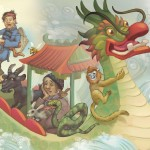 Folktales, China, and Dragons