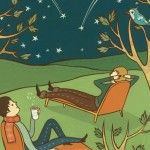 Weather, autumn, and astronomy