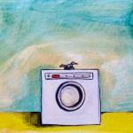 Adventure, washing machine, inanimate object, and Journey