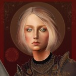 st. joan of arc, saint, Portrait, knight, lady, lady knight, medieval, and historical