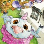 picture book, monster, Dennis Lee, Poem, alligator, Pie, and stew