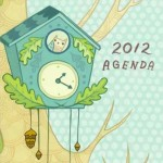 calendar, cover, owl, cuckoo clock, and Time