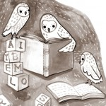 reading, books, Owls, Animals, and SCBWI