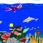 reef, ocean, Sealife, Nature, and science