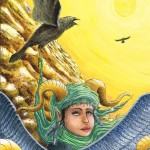 fairy who resides in Afganistan the raven's