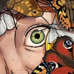 Comic book, cover, teen, young adult, Fantasy, Butterflies, and insects