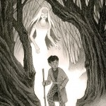forest, Magic, boy, and Adventure