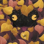 california, critters, toad, black toad, pond, desert, bugs, picture book, and illustration