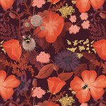 california, critters, bumble, bees, wildflowers, poppies, Pattern, repeatable, endpapers, and picture book