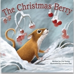 #mouse, Winter,  snow, and BookCover