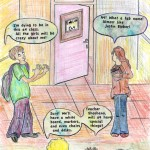 Back to School, ebook for kids, class, and elementary school