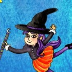 witch, and Halloween