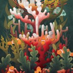 coral reefs, Care for the Environment, and clown fish