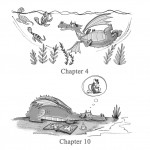 chapter headers and dragon