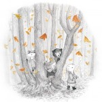Woodland Creatures and fall
