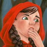 Little Red Riding Hood, Fairy Tales, Brother's Grimm, and Grimm fairy tale