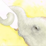 elephant and children's picture books