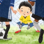 Soccer, Children playing, sports, and Picturebook