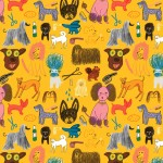 Dogs and Pattern