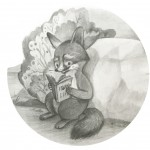 fox and reading