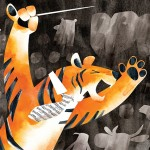 Tiger, orchestra, and Music