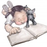 a picture book and #Children's book