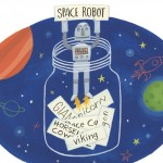 Robot and outer space