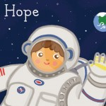 outer space, astronaut, female, female heroine, Hope, and Diversity