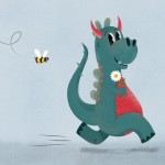 dragon and bee