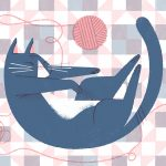 animals, Cat/kitty, and Pattern