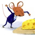 Aesop fable, mice, and Cheese