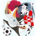 Soccer, Retro-style, vintage, and Mid-century