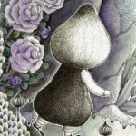 Black and White Art and #Children's book