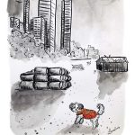 big city and Dogs