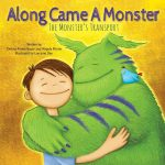 cute, Fear of monsters, boy, smiling, and hugging
