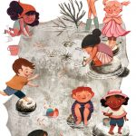 curious kids, Tidepools, Explorers, Wonder and Curiosity, and Children playing