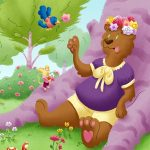 #animal, adorable animal, animal, Animal, Animals, animals, #Friendship, as well as kindness and friendship, boy girl friendship, Friendship, friendship, emotions and forest animals., forest, Forest Animal, Forest Animals, forest creatures, forest friends, bear, Bears, Cute Fox, female fox, fox, squirrel, squirrels, Animal cartoon illustrations, cartoon, cartoon animal, cartoon bear, cartoon animals, cartoon., Cartooning, Artwork, children's artwork,  Illustration, digital, digital art, digital illustration, digital painting, #Children's book, Children's Art, children's, children's book, children's book illustration, children's books, Children's Books, Illustrating Children's Books, cute, cute bears, Cute Animals, cute character, whimsical, and whimsy