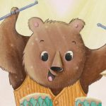 bear, Drums, rock and roll, Autism, Autism Awareness, and sensory issues