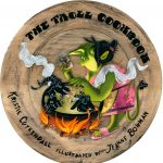Troll, trolls, Billy Goats Gruff, Cookbook, book cover, fairytales, and Hans Christian Anderson