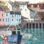 cornwall, #Children's book, and buildings