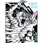 Abominable Snowman and snowman