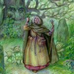 Characters from the new fairy tale, Oracle, Celtic magic, Magic, Nature Appreciation, magic, A beautiful fairy tale for all ages., Fantasy, and gnomes